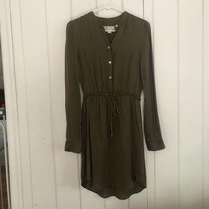 Michael Kors Silk Dress NWT